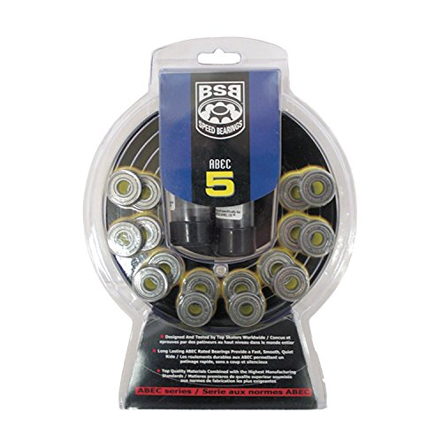 BSB Speed Bearings BSB ABEC 5 120012 by BSB Speed Bearings