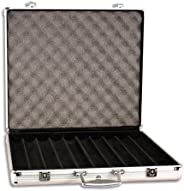 DA VINCI Aluminum 1000 Chip Case