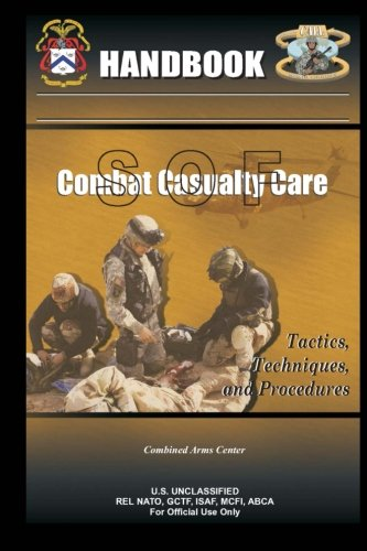 Download SOF Combat Casualty Care Hand book pdf epub