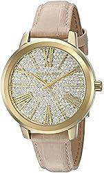 Michael Kors Women's MK2480 Hartman Pink Watch