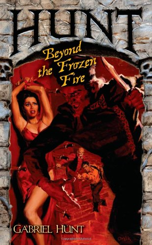 book cover of Hunt Beyond the Frozen Fire