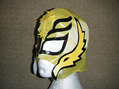 SOPHZZZZ Rey Mysterio Childrens Mask]()