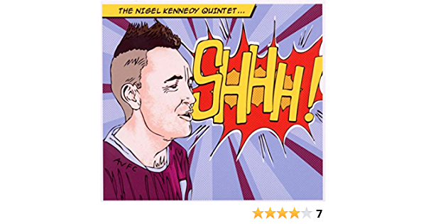 Shhh: Nigel Kennedy: Amazon.es: Música
