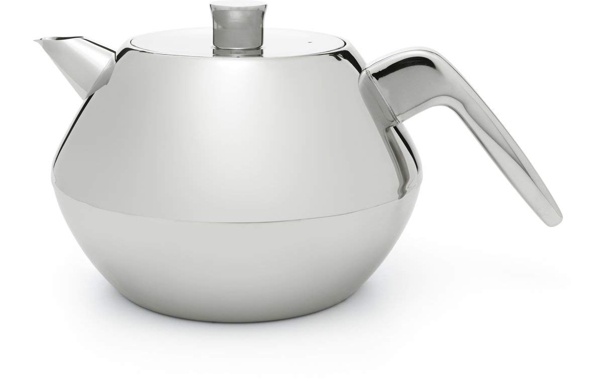 Bredemeijer 41 fl. oz. Teapot Double Wall Stainless Sven