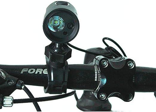 MAlex Nueva cámara de Video T6 Faros de Bicicleta USB Carga ...