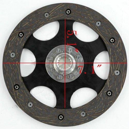 Clutch Discs Plate For BMW K1200LT K1200GT K1200RS r1200gs r1200rt New -