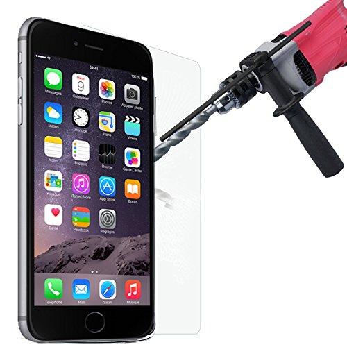 Apple iPhone SE 2016 Pellicola Protettiva ultraresistente in Vetro Temperato 9H premium - Tempered Glass Pellicola Protettiva Schermo per nuovo iPhone SE (special edition) - XEPTIO accessori