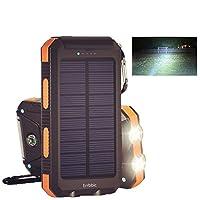 Solar Power Bank 10000mAh Solar Charger ...