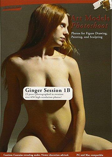 Art Models Photoshoot Ginger 1B Session (Art Models Series)