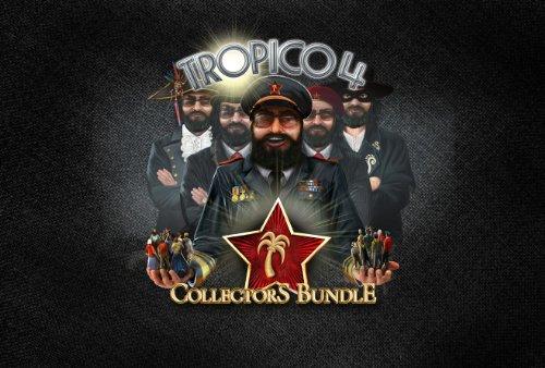 Tropico 4: Collectors Bundle (Download Bundle)