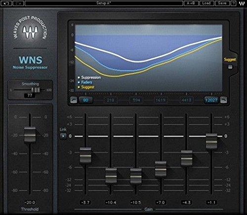 Waves WNS Noise Suppressor for TDM