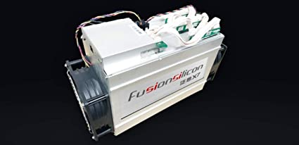 Amazon com: FusionSilicon X7 ASIC Miner Dash and X11