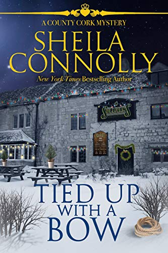 Tied Up With a Bow: A County Cork Mystery by [Connolly, Sheila]