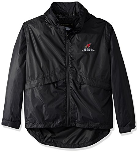 NFL Men's 5490 Sportsman Waterproof windbreaker