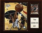 NBA Tim Duncan San Antonio Spurs Player Plaque