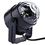 Disco Ball Party Lights For Dance Floor & Stage Lighting from LUX LIT Offers Easy Use Dance Party Laser Light Designed to Revolutionize Any Scene, Includes Omnidirectional Mount. Let Your Party Shine!