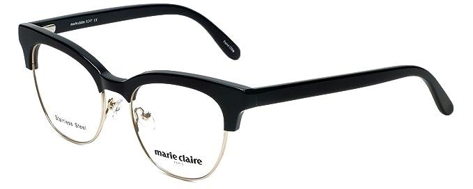 84e10c5285b Amazon.com  Marie Claire Designer Reading Glasses MC6247-BKG in ...