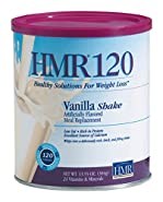 HMR 120 Shake Mix, Canister of 12 servings