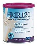 HMR 120 Vanilla Shake, Canister of 12 servings