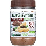 Just Great Stuff Powdered Chocolate Peanut Butter - 6.43 oz - Case of 12