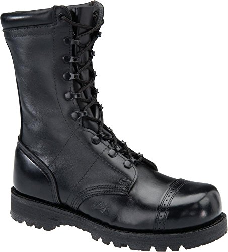 Corcoran Men's 10 Inch Safety Toe Field Work Boot,Black,8.5 D US