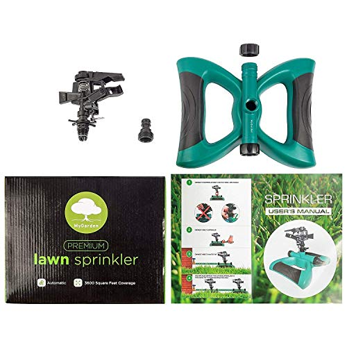 Lawn Sprinkler System Water Garden Sprinkler Head