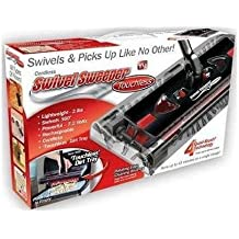 Cordless Swivel Sweeper Touchless