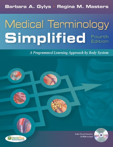 Download Medical Terminology Simplified A Programmed Learning Approach by Body Systems Pdf