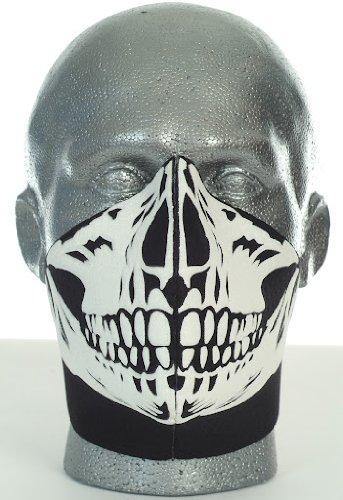 Bandero Biker Mask Skull -