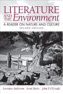 Amazon writing about literature 13th edition 9780205230310 literature and the environment a reader on nature and culture 2nd edition fandeluxe Gallery