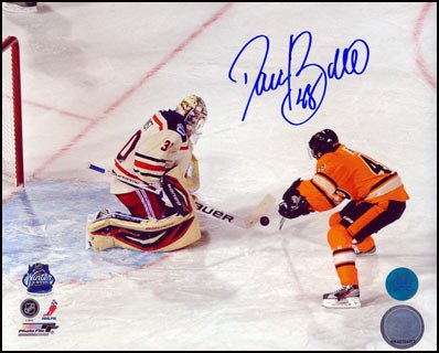 Image Unavailable. Image not available for. Color  Daniel Briere  Philadelphia Flyers Autographed 2012 Winter Classic ... bc896adc3