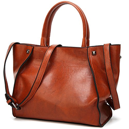 ACLULION Women Designer Shoulder Handbags Top Handle Tote Bags Ladies Purses