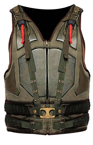 The Dark Kinght Rises Tom Hardy Military Style Bane Vest of The Month -