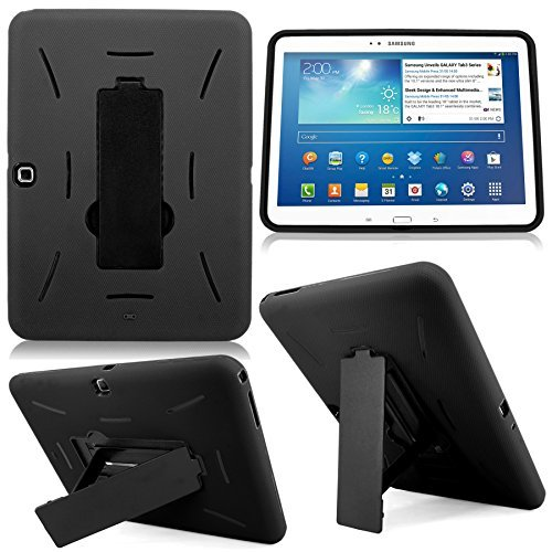 Cellularvilla Kickstand Case for Samsung Galaxy Tab 3 10