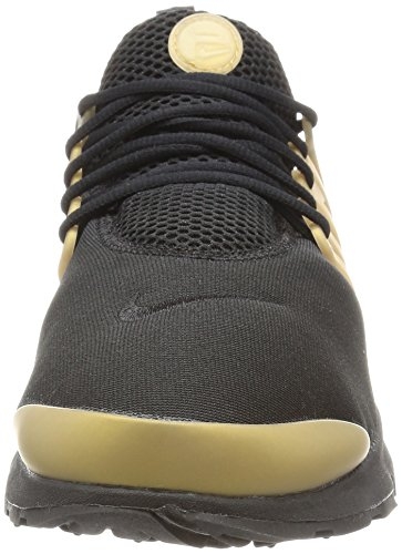 Nike Gold Essential Air Presto Men's Metallic Black qxxgYHSrtw