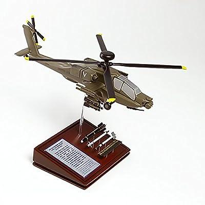 Mastercraft Collection AH-64D Longbow Apache Model