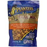 Planters Trail Mix, Spicy Nuts & Cajun Sticks, 6 Ounce
