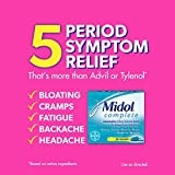 Midol Complete, with Acetaminophen, Menstrual