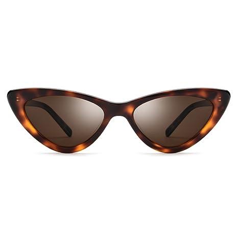BAOLH - Gafas de Sol para Mujer, Estilo Retro, con Montura ...