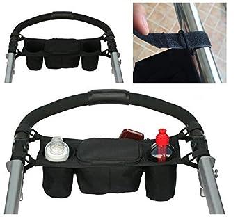 Amazon.com: womul carriola para Bebé Kids Safe Consola Tray ...