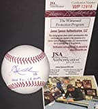 Corey Kluber Cleveland Indians Autographed Signed Official Major League Baseball 2014 AL Cy Young JSA WITNESS COA