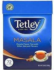 Tetley Tea, Masala, 72-Count Tea Bags (Pack of 3)
