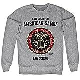 Better Call Saul Sweatshirt American Samoa Law