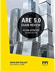 PPI ARE 5.0 Exam Review All Six Divisions, 2nd Edition – Comprehensive Review Manual for the NCARB ARE 5.0 Exam