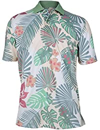 Mens Dry Swing Hola Hawaiian Graphic Shirt #1596