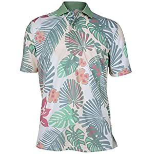Monterey club mens dry swing hola hawaiian graphic shirt for Hawaiian graphic t shirts