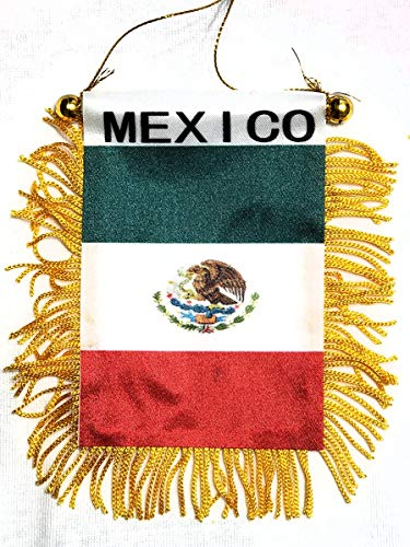 View Truck Auto Part - Mexico mini car pickup trucks suv Van automobile rearview mirror or window MEXICO flag for auto or Home