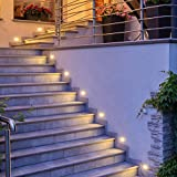 Cloudy Bay 120V Dimmable LED Indoor Outdoor Step