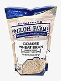Shiloh Farms, Bran Coarse Organic, 16 Ounce