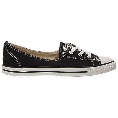 Converse CT Ballet Lace Women's Shoes Size 8.5 Black | Fashion Sneakers